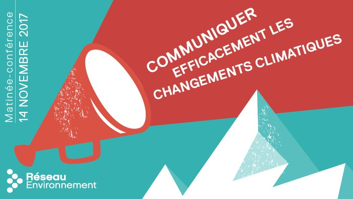 Communiquer efficacement les changements climatiques