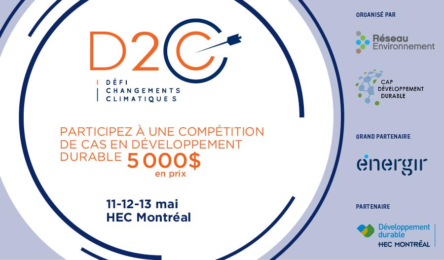 D2C Compétition de cas