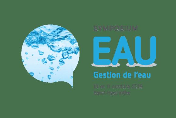 Dévoilement de la programmation préliminaire du Symposium sur la gestion de l'eau 2018