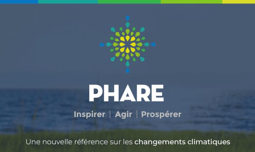 Un nouvel outil de référence en ligne sur les questions climatiques : Plein phare sur les porteurs du changement à phareclimat.com!