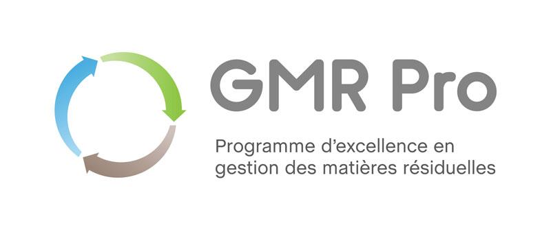 GMR Pro – Programme d'excellence en gestion des matières résiduelles