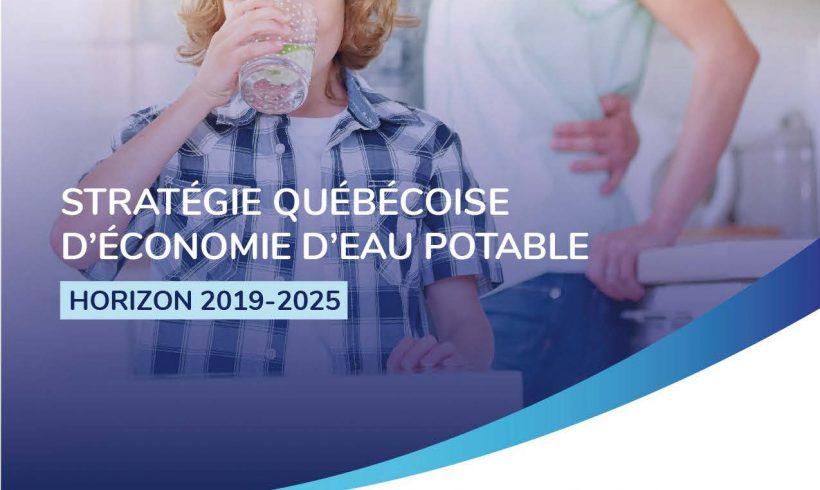 L'ÉCONOMIE D'EAU POTABLE DANS LES MUNICIPALITÉS - VOL. 1 et VOL. 2