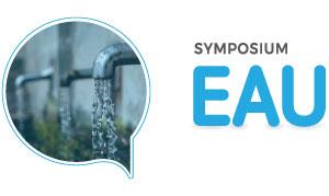 Dévoilement de la programmation finale du Symposium sur la gestion de l'eau 2019